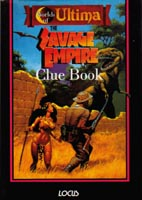 [cover of the Savage Empire cluebook by Locus]